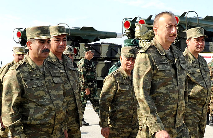 Картинки по запросу İlham əliyev ordu