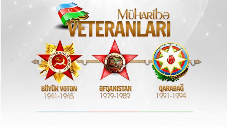 Müharibə Veteranlarının Qeydiyyati