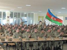 31 Dekabr Dünya Azərbaycanlılarının Həmrəyliyi Gününə həsr olunmuş bayram konserti
