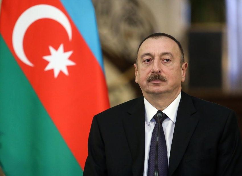 """Azərbaycan Prezidenti: """"Türkiyə iqtisadiyyatına 14 mlrd. dollar sərmayə qoy ..."""