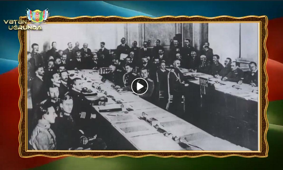 Cümhuriyyətin yaranmasının 100 illik yubileyinə həsr olmuş qısa metrajlı film