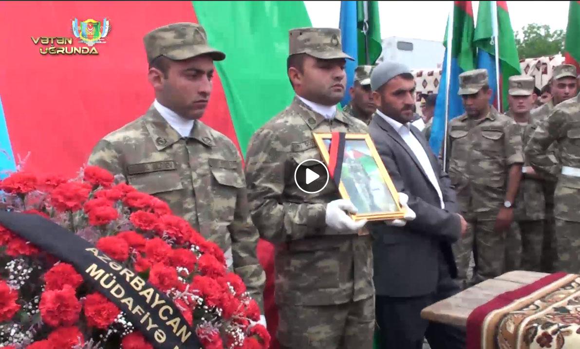 Şəhid Adil Tatarov son mənzilə yola salındı