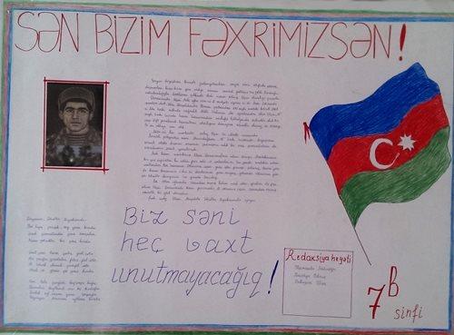 21 sentyabr Şəhid Elçin Nəbi oğlu Qaranzadənin anım günüdür.