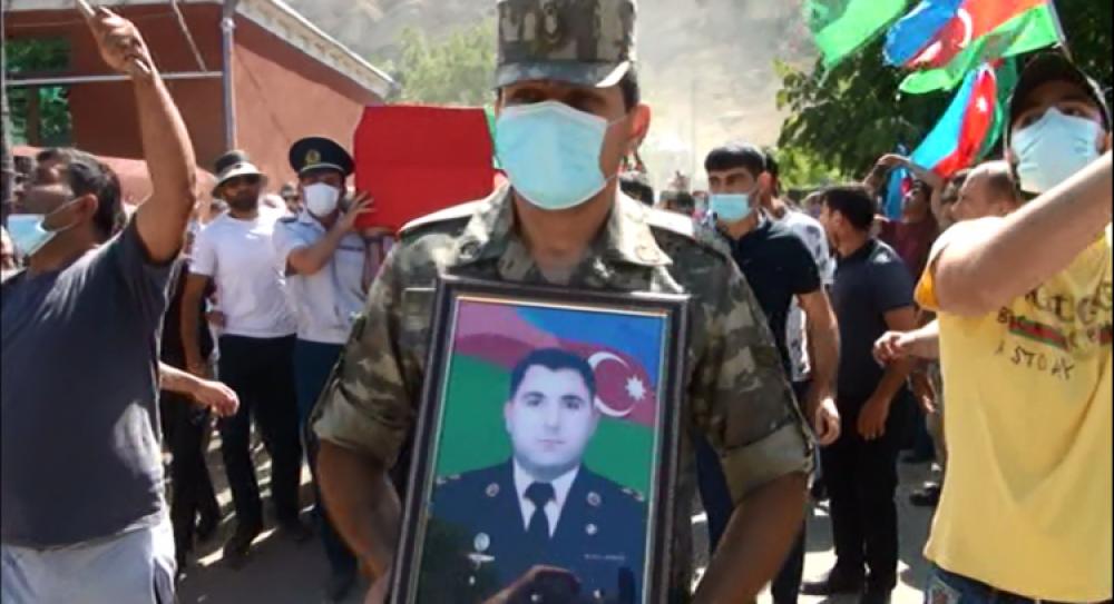 Şəhid Namiq Əhmədov